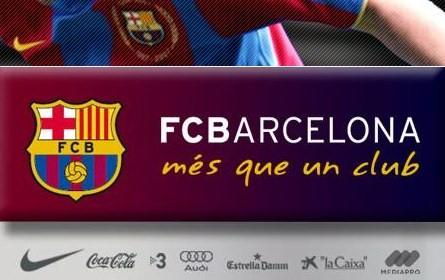 Montada F.C.Barcelona 4 ever