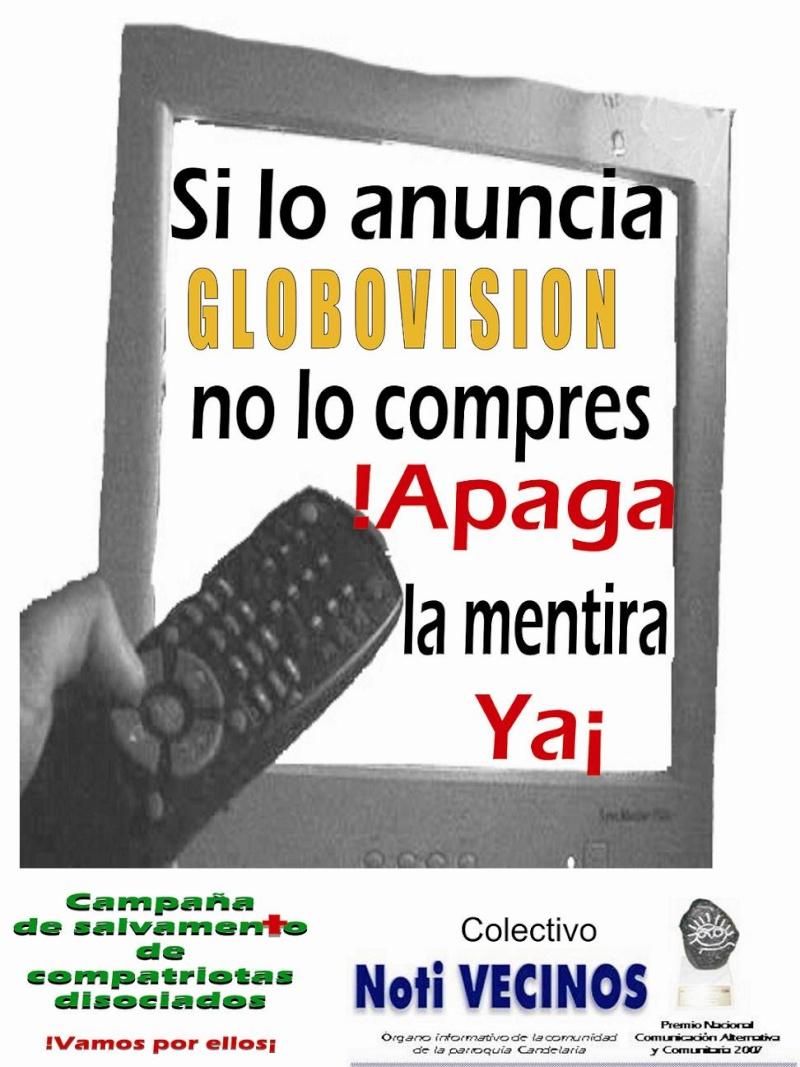 Si lo anuncia Globovisio, no¡ Globot11