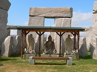 Stonehenge : les répliques - Page 2 Hokkai12