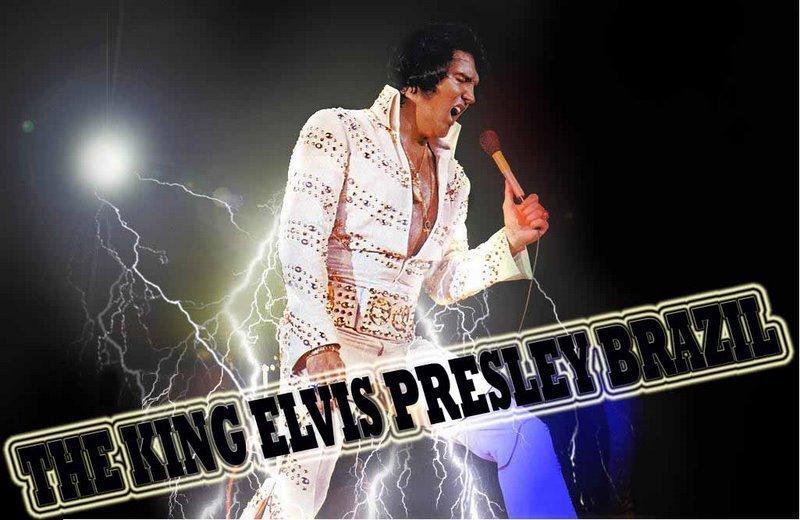 THE KING ELVIS PRESLEY BRAZIL