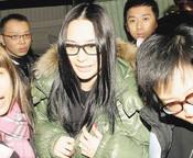 Wu Zun's fans disagree him acting with Gillian Chung Thumb_15