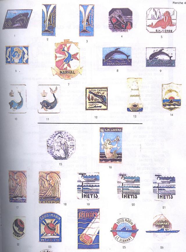 Insignes de sous-marins  Ins10