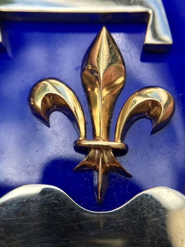 Médaille Blason de Joaillier-Fabricant en émail, ors et argent (Loiret) Zoom_l10