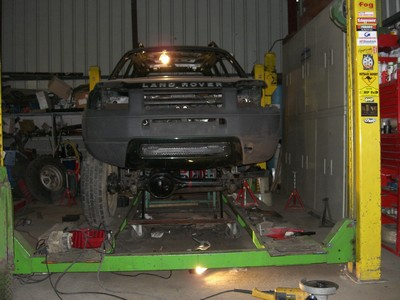 ENDURANCE - Contruisons l'auto d'endurance au meilleur qualite prix Freele11