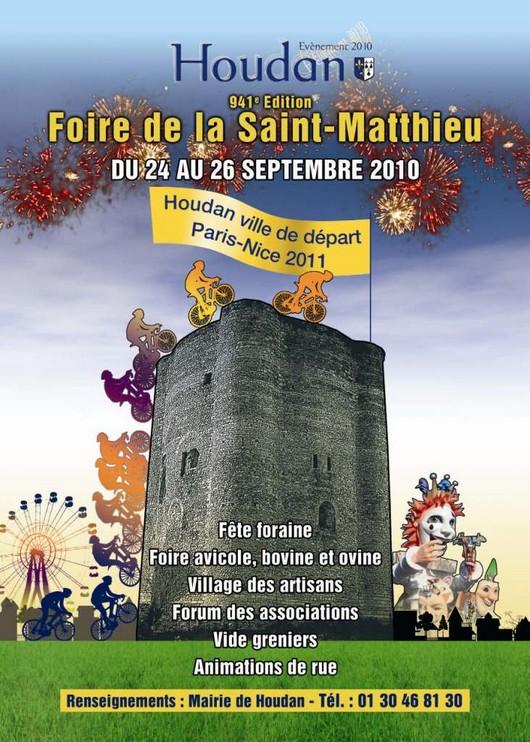 Foire St Mathieu Affich10