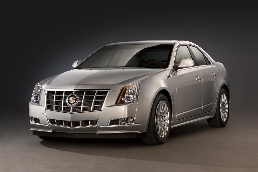 Cadillac CTS, remodelado en 2012 12cad-12