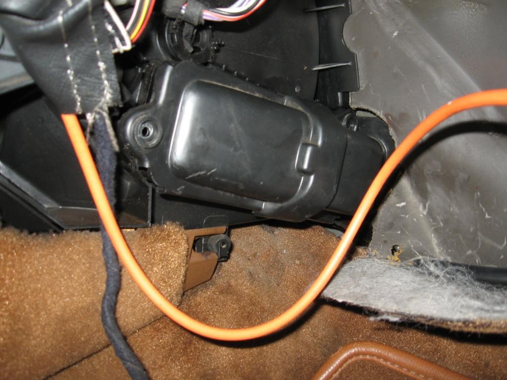 [TUTO] Changement du radiateur de chauffage R25 sans tomber le T.B. Pilota17