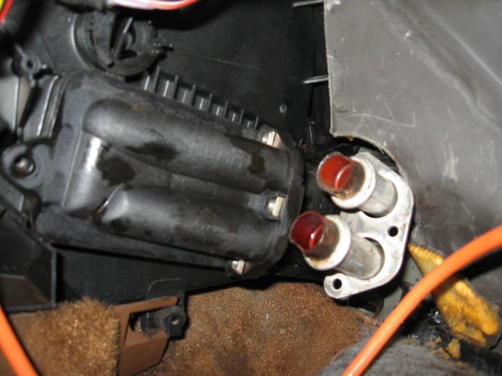 [TUTO] Changement du radiateur de chauffage R25 sans tomber le T.B. Pilota18