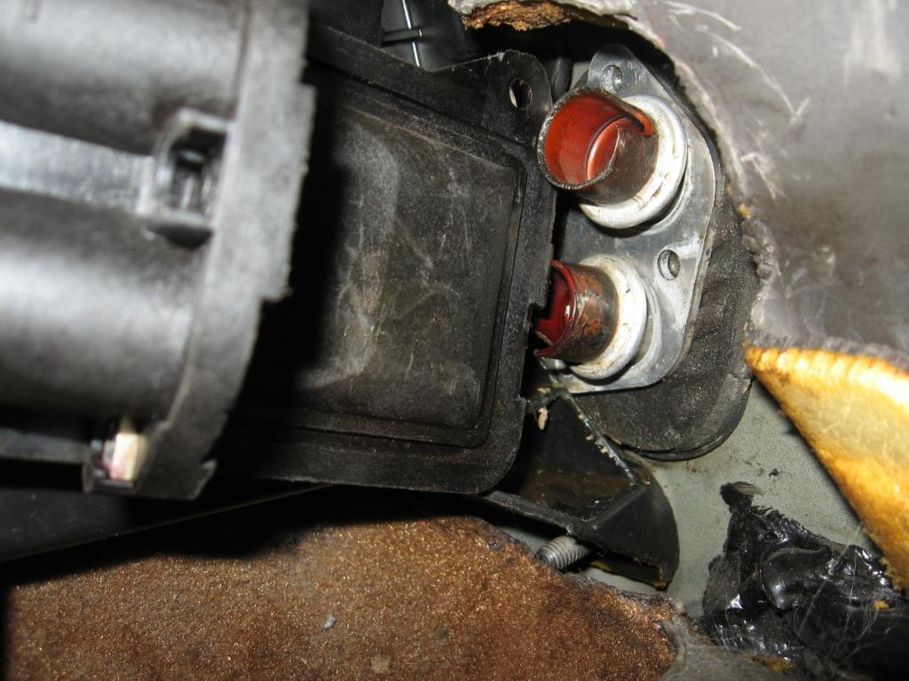 [TUTO] Changement du radiateur de chauffage R25 sans tomber le T.B. Pilota20
