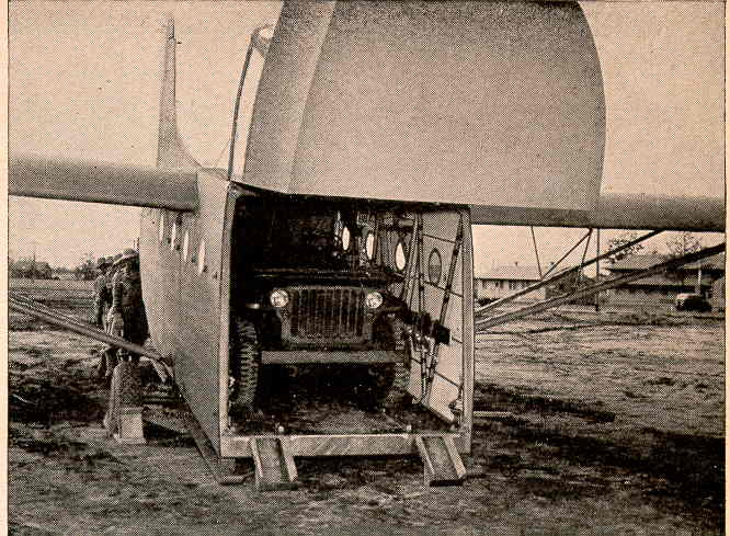 Le planeur Waco CG-4A Glider10