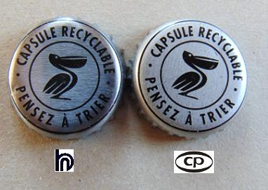 Pelforth -capsule recyclable Pelfor10