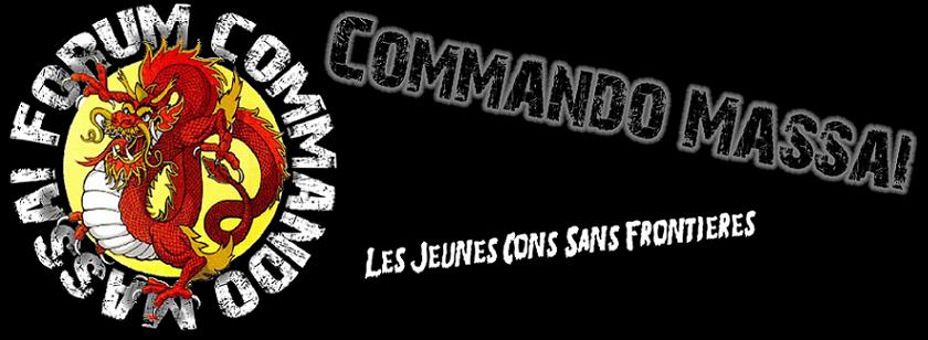 COMMANDO-MASSAÏ