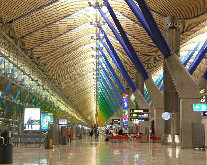 Madrid - Barajas (MAD / LEMD) G110