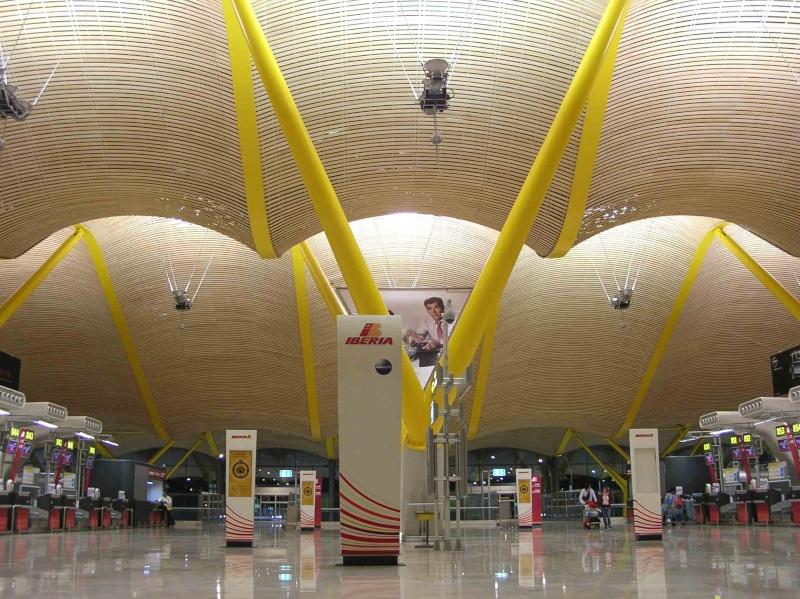 Madrid - Barajas (MAD / LEMD) G210