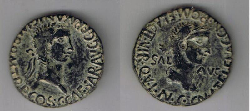 As de Cartagonova (por Calígula, r: Cesonia) Caligu10