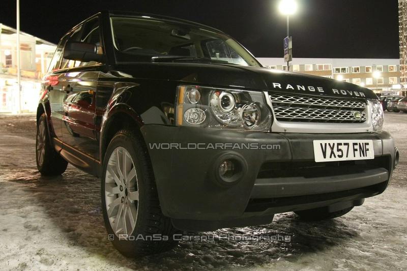 2010 - [Range Rover] Sport Restylé 90802110