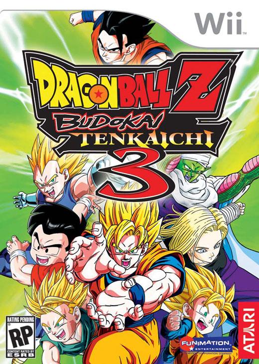 DRAGON BALL BODOKAI TENKAICHI 3 7w4nv310