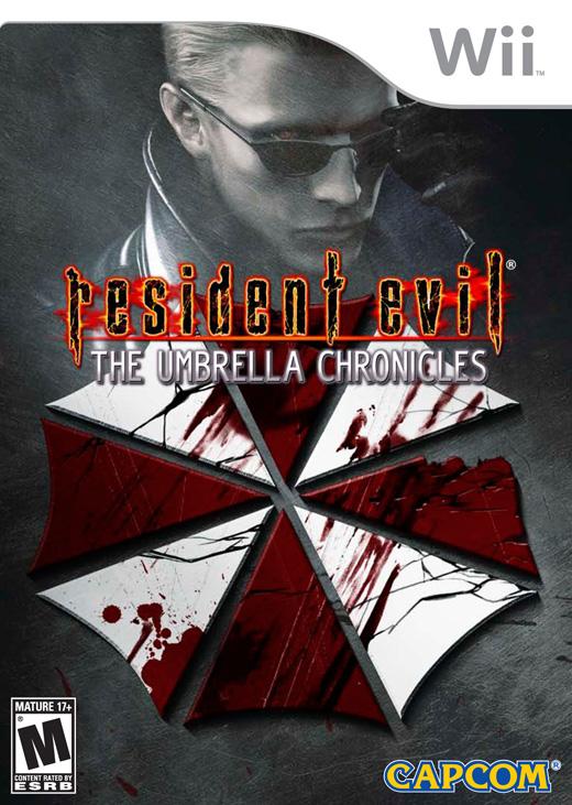 Resident Evil The Umbrella Chronicles USA WII-DMZ 89ume810