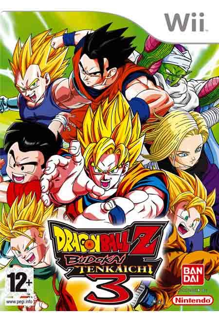 DRAGON BALL BODOKAI TENKAICHI 3 Dbz-bu10