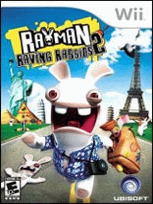 Wii - Rayman Raving Rabbits 2 (NTSC) Rayman10