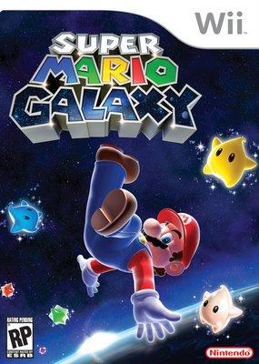 Wii - Super Mario Galaxy (NTSC) Superm10