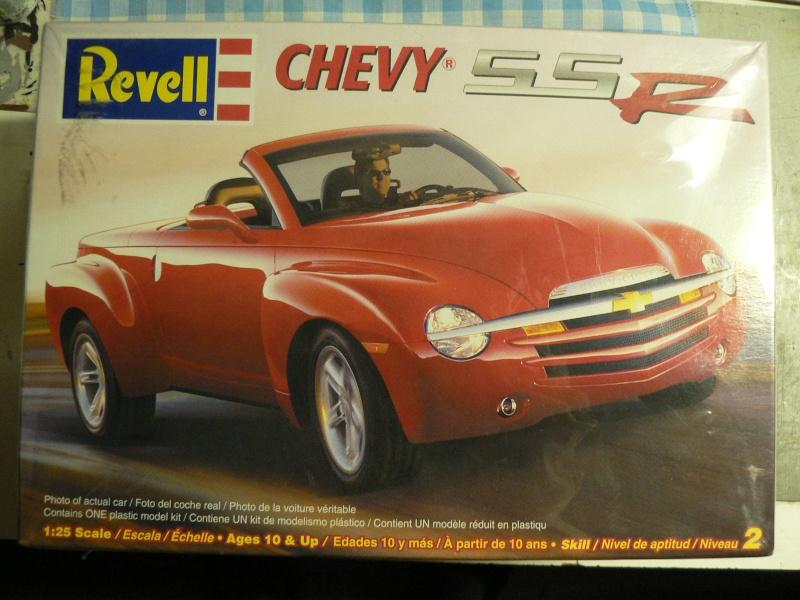 chevy ssr panel 27200610