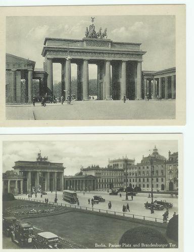 Das Brandenburger Tor Brande10