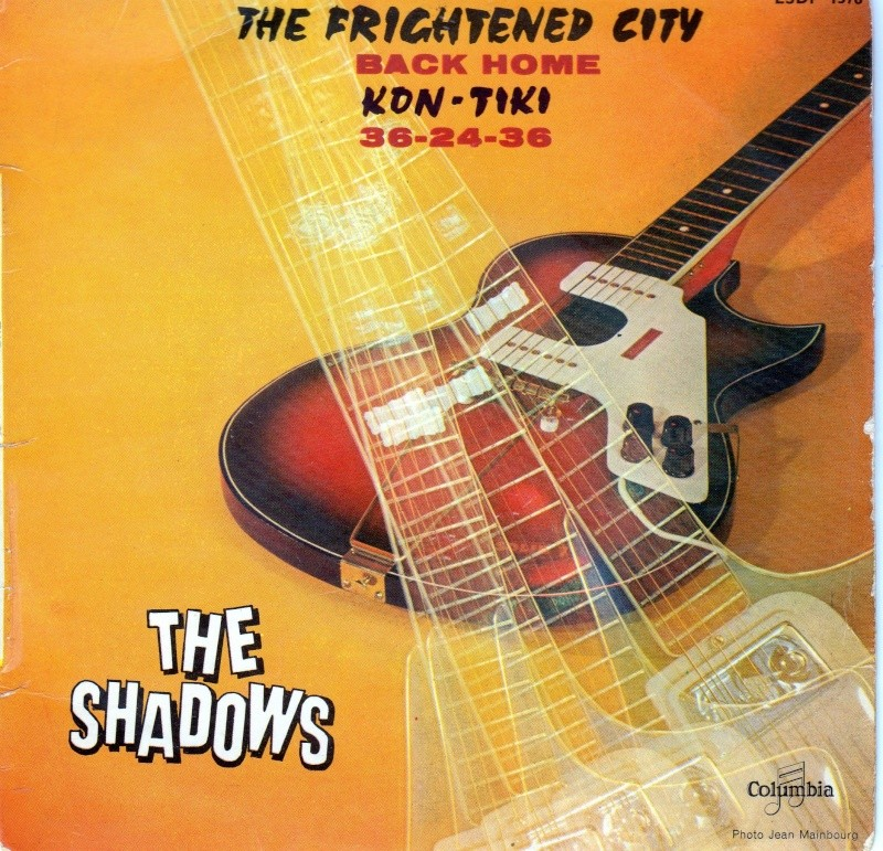 Une guitare sur ARTE Vinyle10