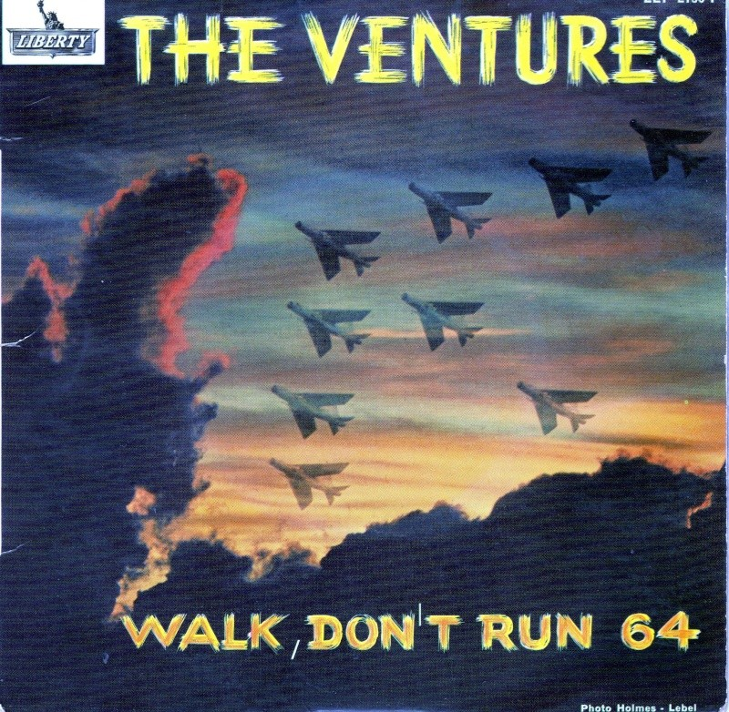 The Ventures Vinyle15