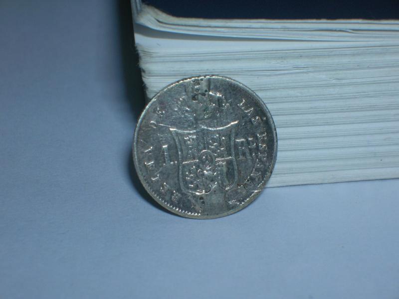 1 real de isabel II 1857 Dscn2212