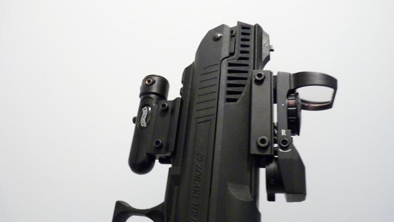 Zoraki HP-01 avec Red dot JH400 Présentation et test P1060015