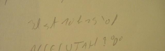 Voilà à quoi servent les examens \o/ (et autres créations ~) Imgp2419