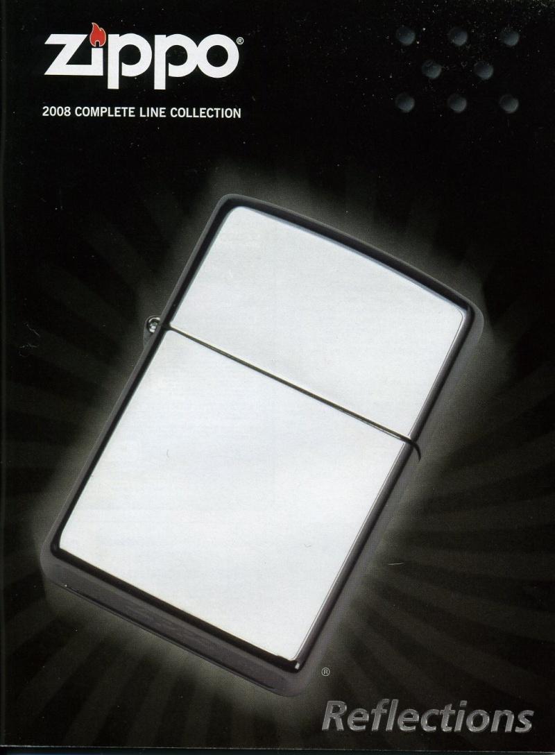 Catalogue ZIPPO 2008 Complete line (version américaine) 010