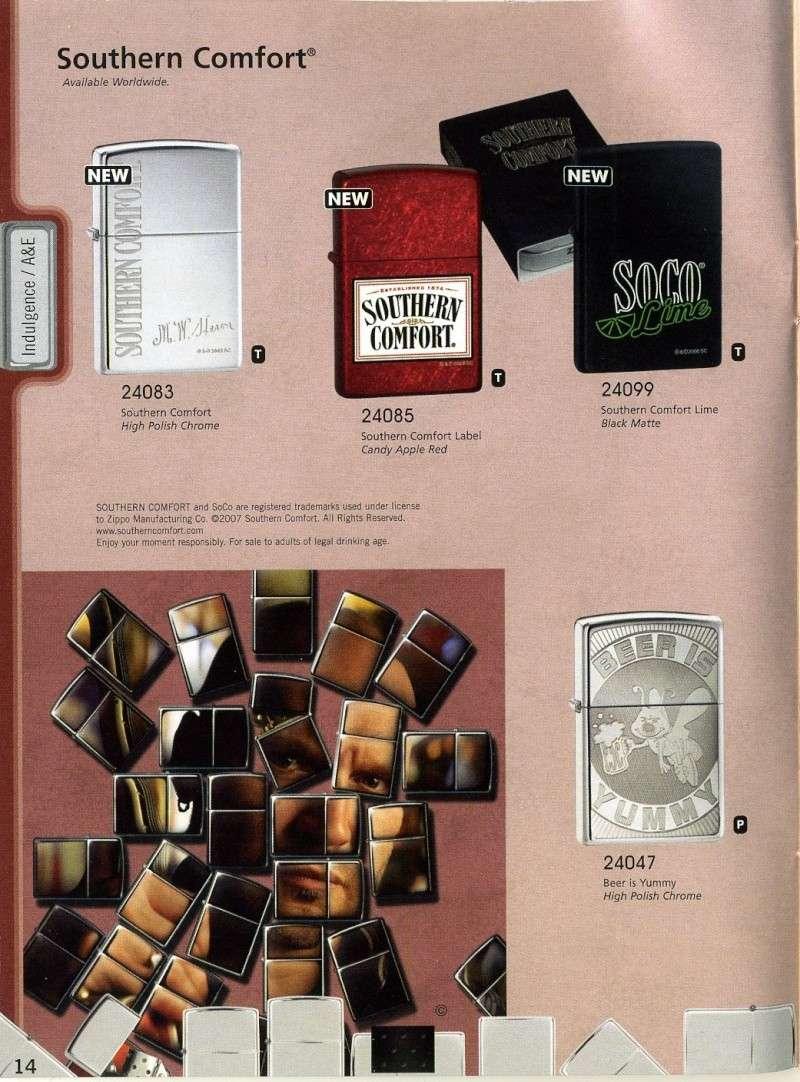 Catalogue ZIPPO 2008 Complete line (version américaine) 1410