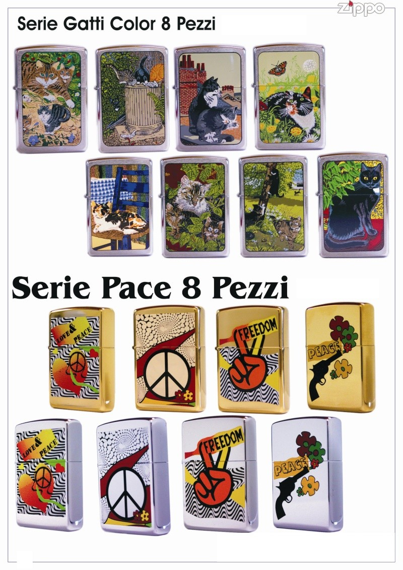 "Catalogue Zippo 2006 ""Special guest""(Italie) Catalo19"
