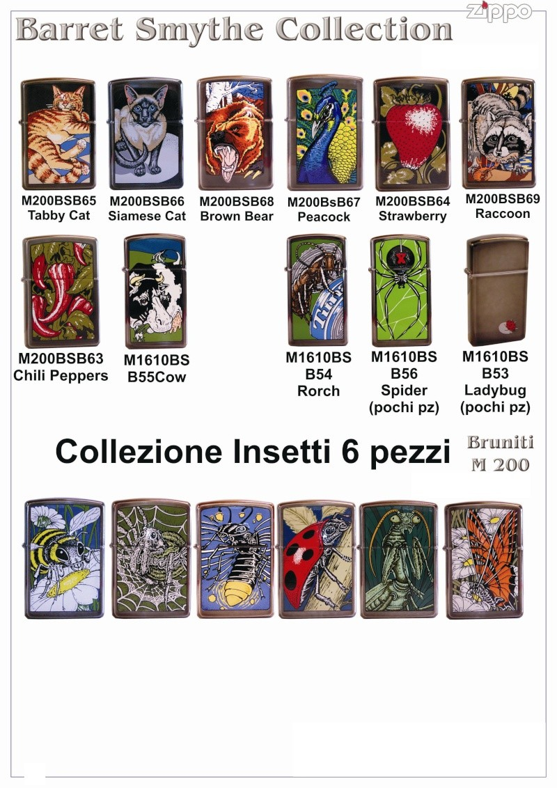 "Catalogue Zippo 2006 ""Special guest""(Italie) Catalo20"