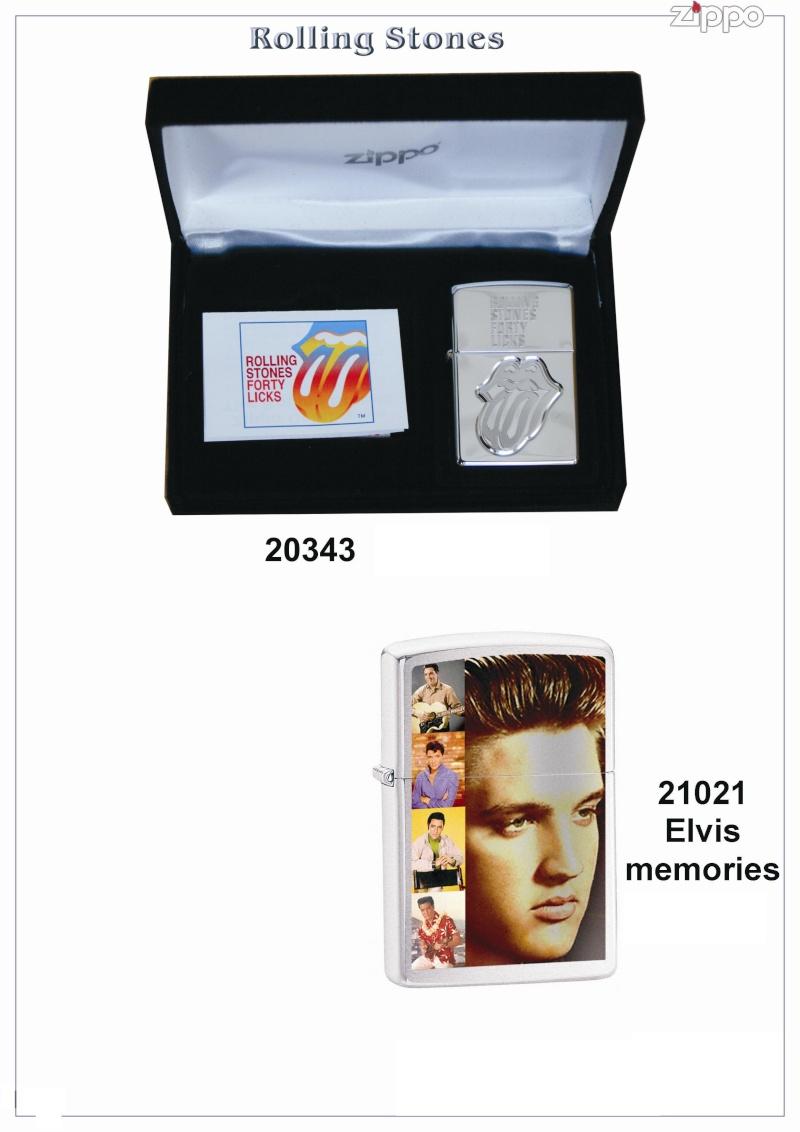 "Catalogue Zippo 2006 ""Special guest""(Italie) Catalo42"