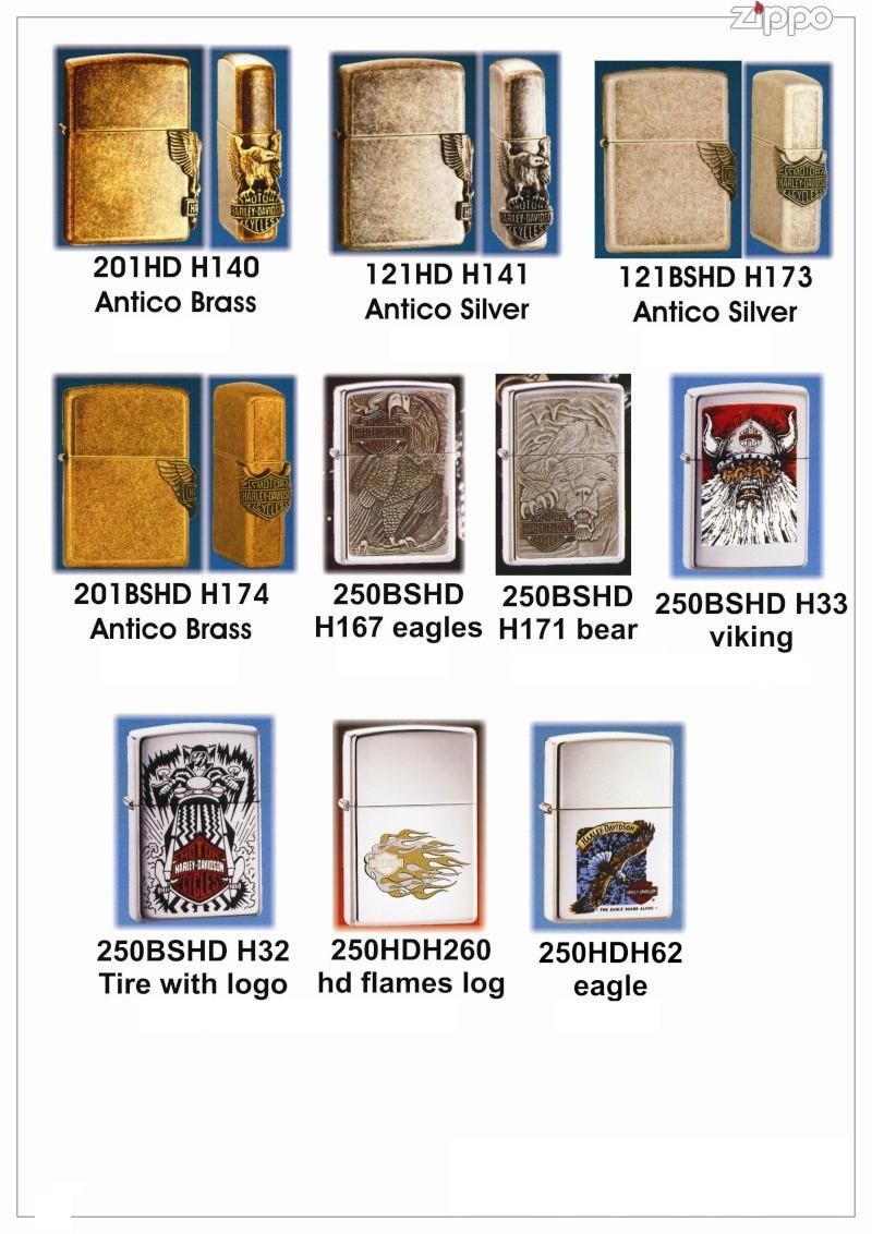 "Catalogue Zippo 2006 ""Special guest""(Italie) Catalo45"