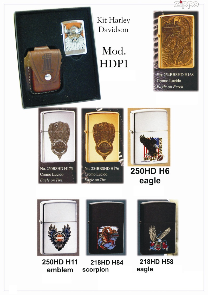 "Catalogue Zippo 2006 ""Special guest""(Italie) Catalo46"