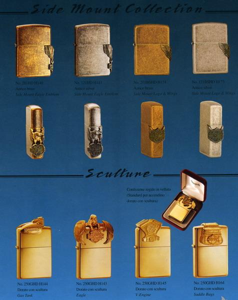 "Catalogue Zippo 2006 ""Special guest""(Italie) Catalo52"