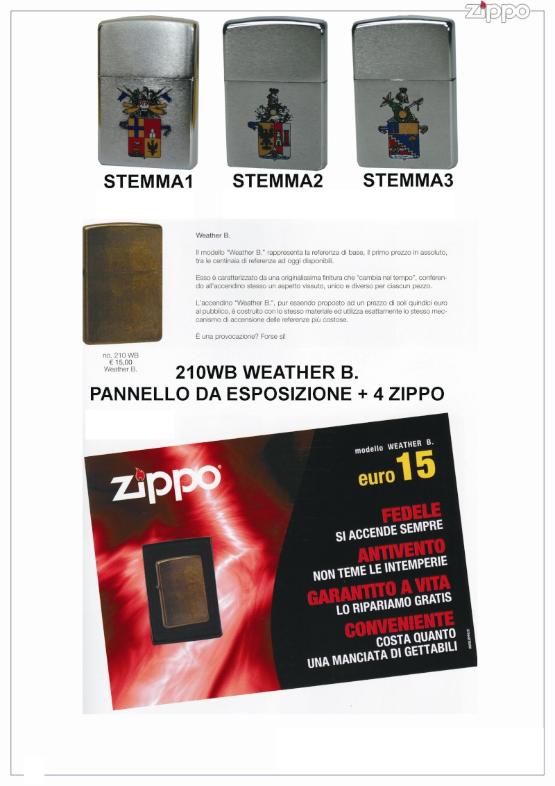 "Catalogue Zippo 2006 ""Special guest""(Italie) Catalo73"