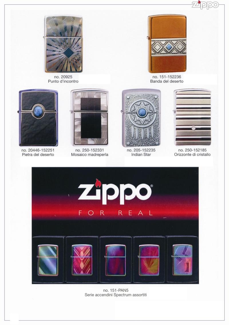 "Catalogue Zippo 2006 ""Special guest""(Italie) Catalo76"