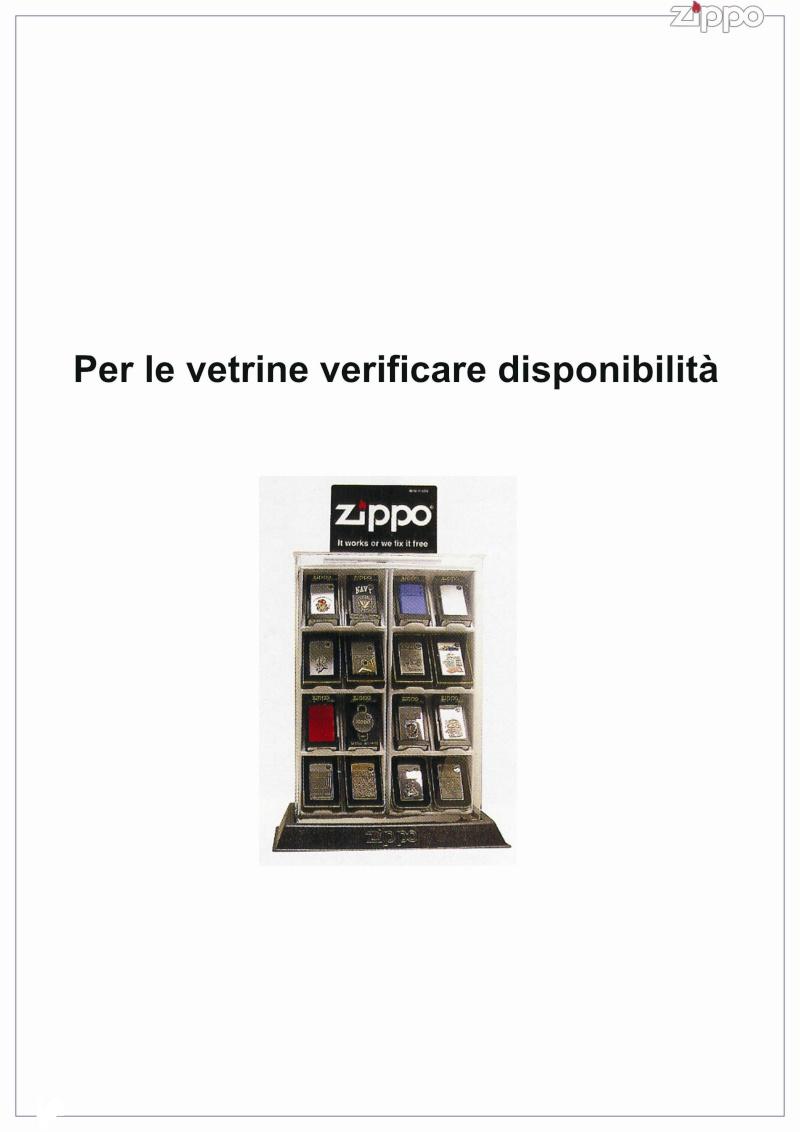 "Catalogue Zippo 2006 ""Special guest""(Italie) Catalo90"