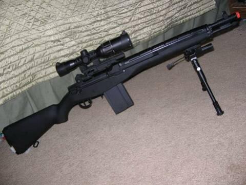 Echo 1 M14 SOCOM review