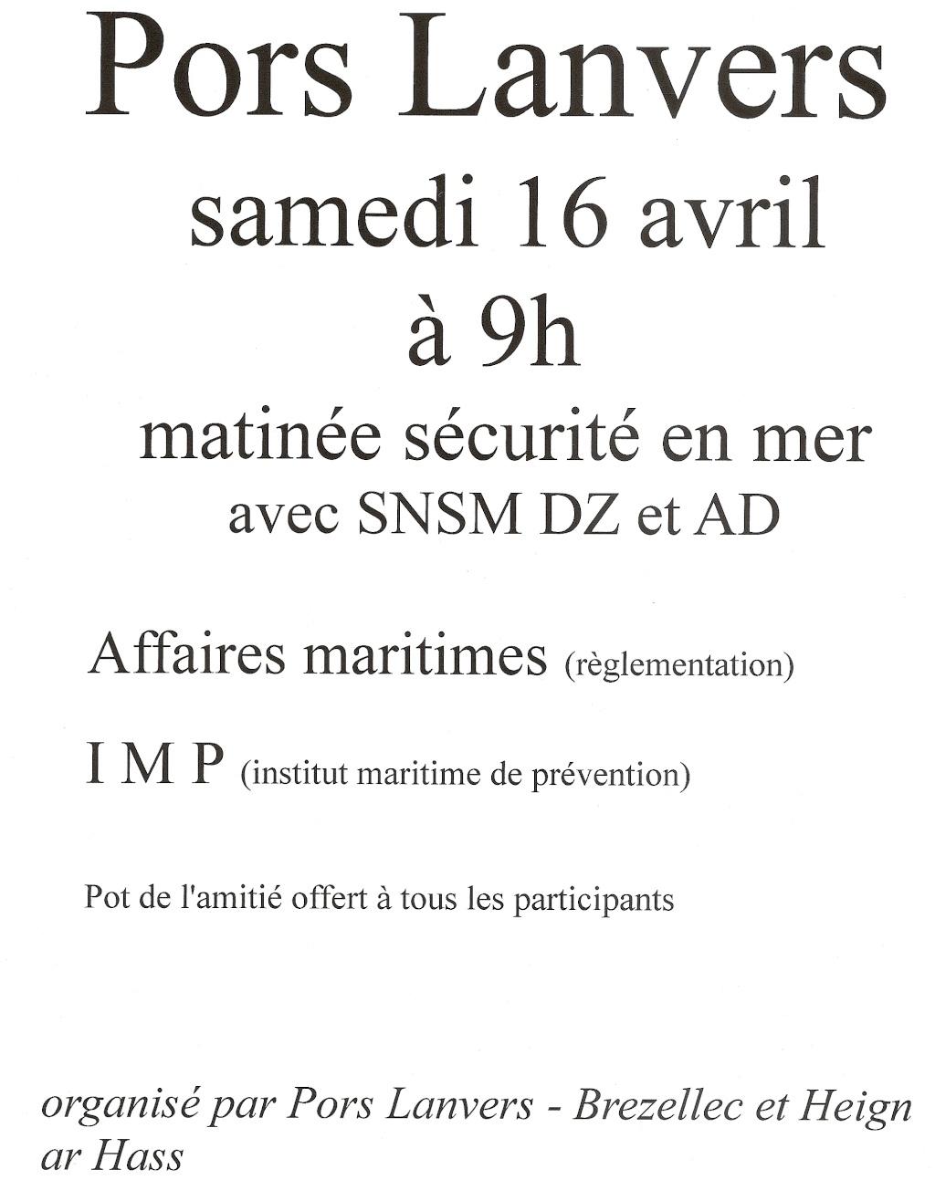 [ La S.N.S.M. ] SNSM Douarnenez Numari43