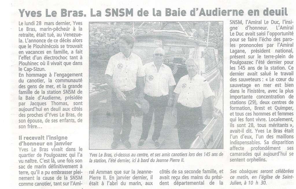 [ La S.N.S.M. ] SNSM AUDIERNE - Page 2 Numari45