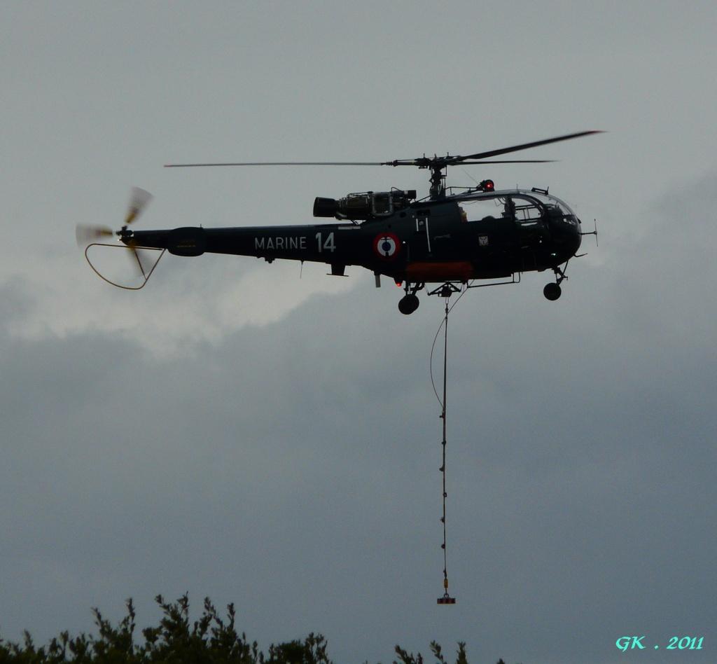 [Aéronavale divers] Alouette 3 - Page 5 P1150417