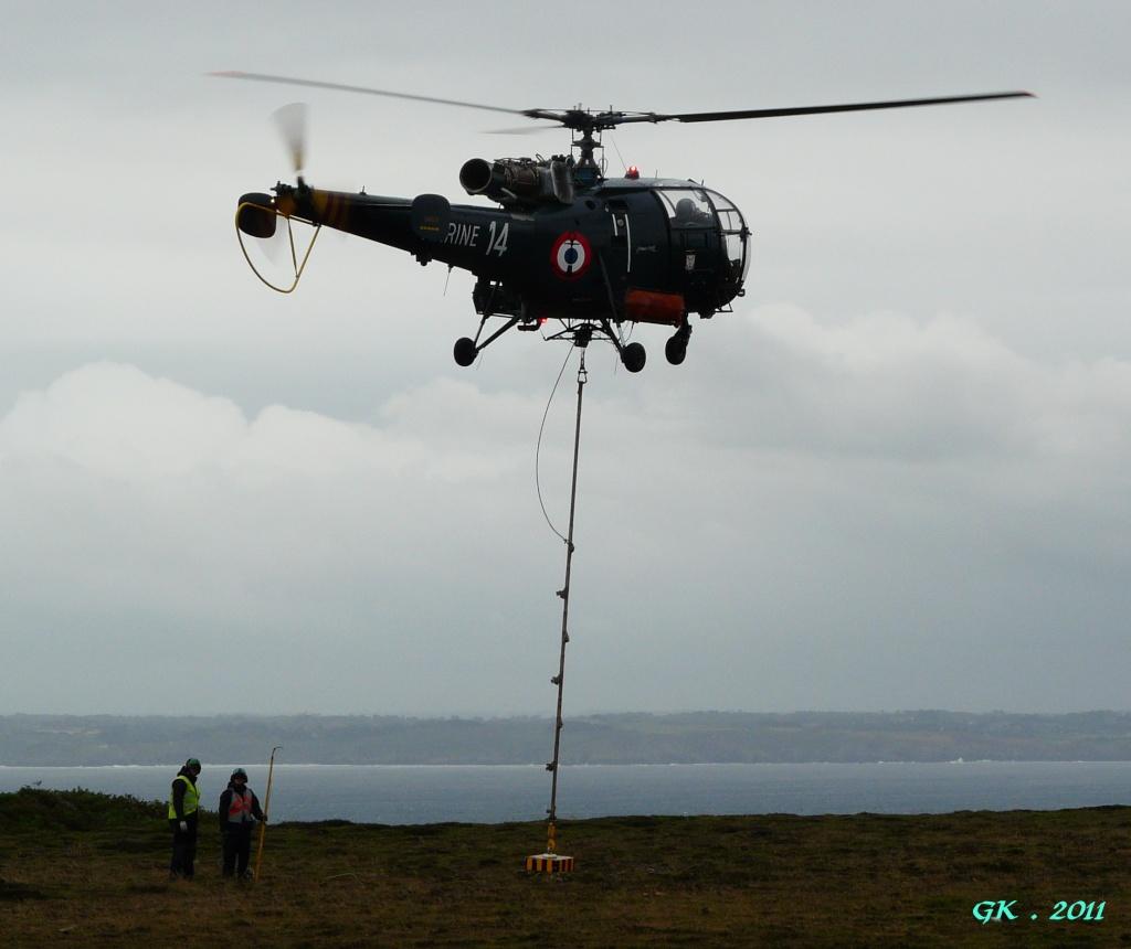 [Aéronavale divers] Alouette 3 - Page 5 P1150421