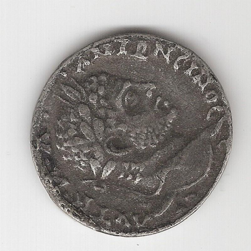 Tetradracma de Caracalla (reproducción) Griega12