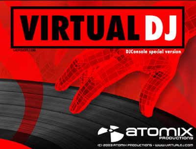 Virtual dj v5.1 with plugins Virtua10